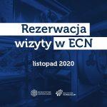 Rezerwacja wizyty w ECN listopad 2020